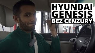 Hyundai Genesis BEZ CENZURY Zachar OFF смотреть