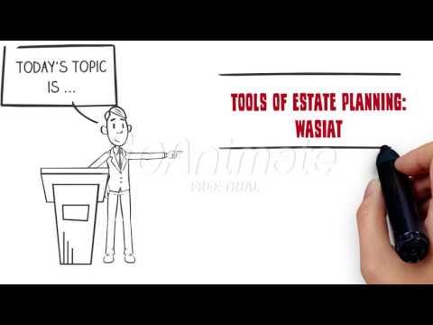 Estate planning Wasiat@faraid