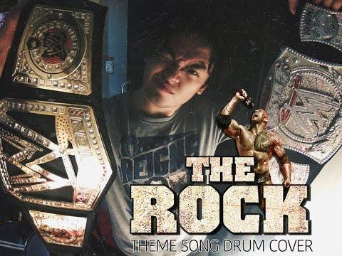 Bounty Ramdhan - The Rock (WWE Theme Song Drum Cover)