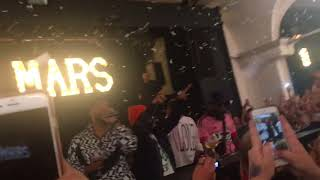 Bruno Mars - official after party in Brussels (June 16th 2018)