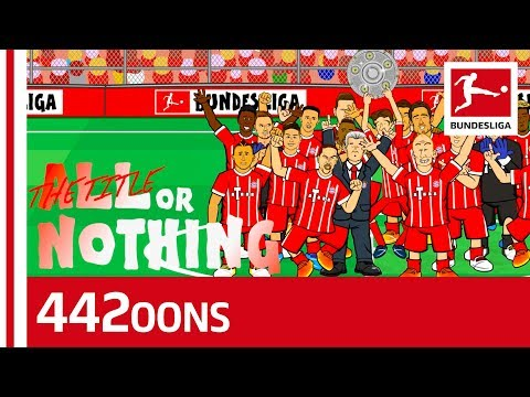 FC Bayern München Wants The Title Or Nothing - Powered By 442oons