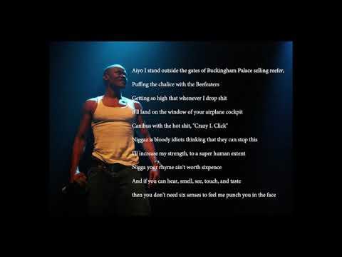 Canibus Buckingham Palace (lyrics)
