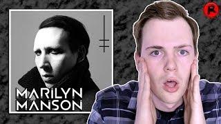 MARILYN MANSON - HEAVEN UPSIDE DOWN | ALBUM REVIEW