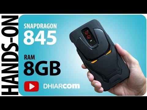Smartphone IRONMAN!! Unboxing Oneplus 6 Indonesia