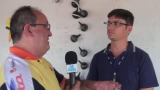 Thiago Medeiros zootecnista da Betânia destaca a gestão tecnológica na agropecuária Jaguaribana