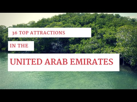 36 Top Attractions in UAE You Should Visit