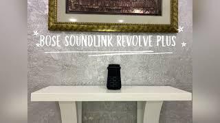 Bose Revolve Plus vs Bose Soun…