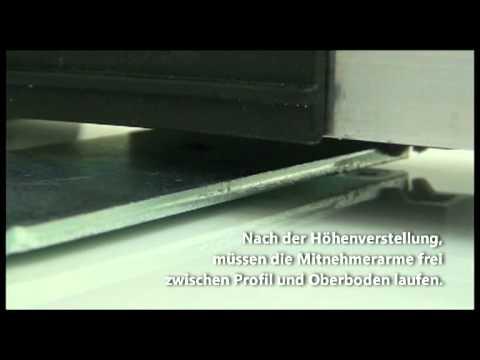 Weco Küchen weco moove montagefilm