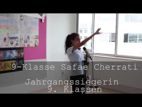 Poetry Slam Schulmeisterschaft am 27.07.2016