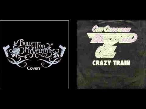 Crazy Train - Ozzy Osbourne vs. Bullet For My Valentine