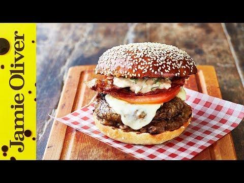Jamie's Italian Burger   Jamie Oliver & Gennaro Contaldo