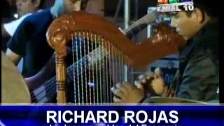 RICHARD ROJAS Y LOS INCOMPARABLES DEL ESCENARIO 01