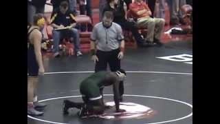 Greg Cameron High School Wrestling | 220 Pounds | Plainfield Central vs Nequa Valley