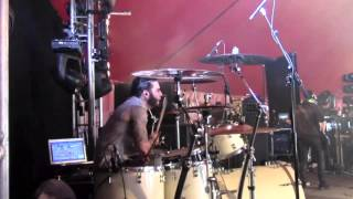 Paul White- Drum Cam: Live @ BESTIVAL with Life Imitates Art (LiA)