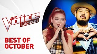 BEST OF OCTOBER 2019 in The Voice