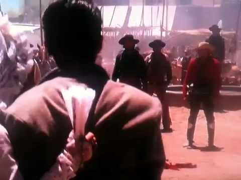 Tombstone first scene