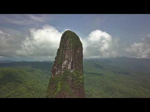 Sao Tome & Principe with the DJI Mavic Pro Drone in 4k