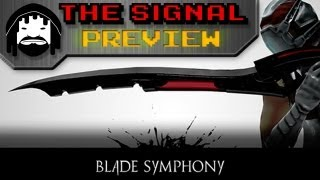Preview (and Giveaway!): Blade Symphony
