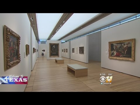 Welcome To Texas: Kimbell Art Museum