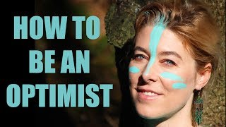 HOW TO BE OPTIMIST by Anna Jelen the learned optimism 😀