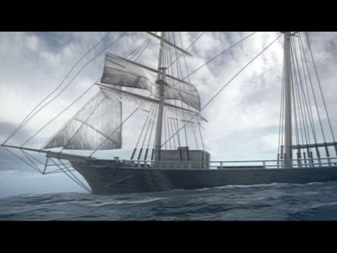 The True Story Of The Mary Celeste Youtube