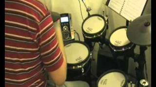 Wez Brown-ashanti drum cover of only you