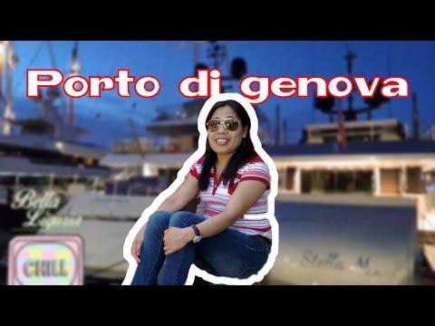 Port of Genoa - the major seaport of Italy | Gina Italia Vlo
