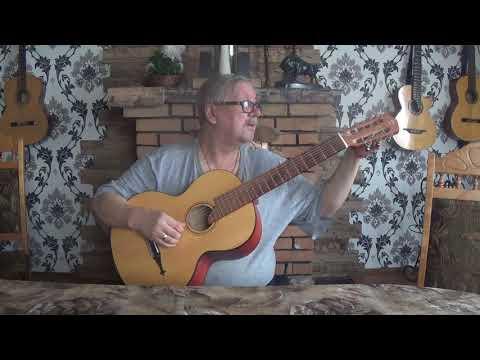 Настройка русской семиструнной гитары без тюнера