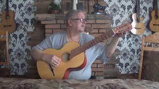 Налаштування російської семиструнної гітари без тюнера
