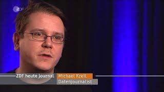 ZDF heute journal - Der #34c3 zeigt Schwachstellen der digitalen Welt - 28.12.2017