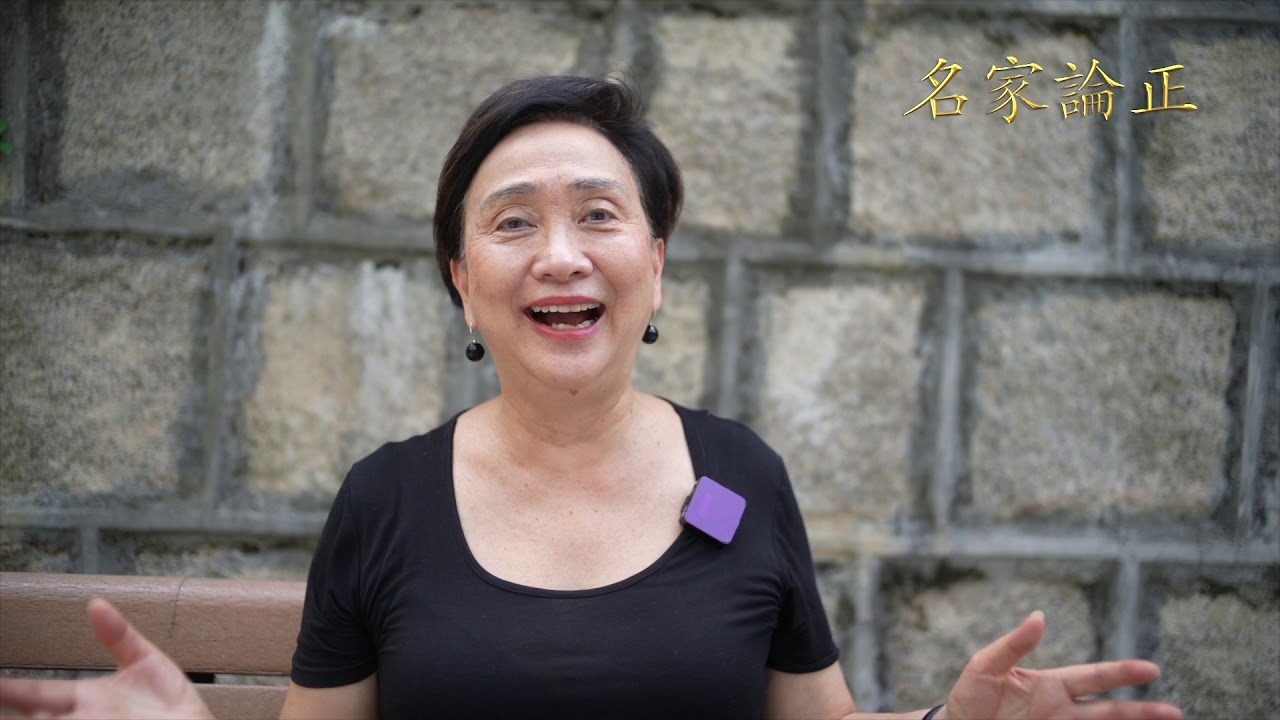 劉慧卿:港版國安法反轉一國兩制 港人的自由面臨前所未有的破壞 全世界對香港的聲援也前所未有 - YouTube