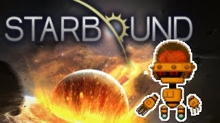 Guide: Easiest way to kill the inactive robot -  Starbound Beta
