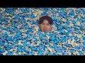 [광고] ㅁㅊ...이거 타 보셨어요??ㅋㅋㅋㅋ오랜만에 롯데월드 데이트💚 - YouTube