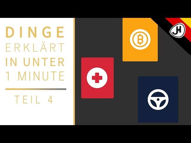 Blockchain Anwendungen einfach erklärt | Miniserie