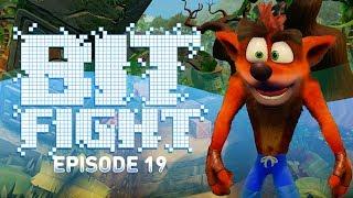 Crash Bandicoot N. Sane Trilogy - Crash Box Challenge - BIT FIGHT #19
