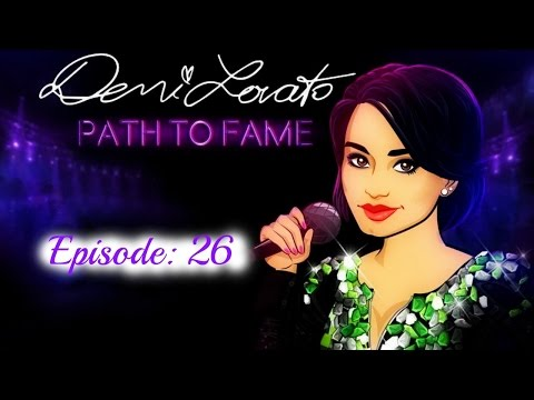 GLAMMYS!! Episode: Demi Lovato's Path To Fame. (Chapter:26)