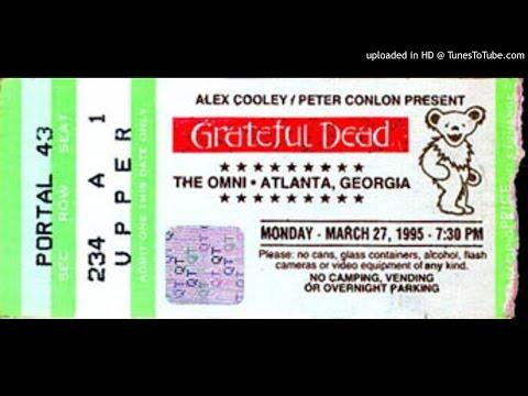 "Grateful Dead - ""Uncle John's Band/Drums"" (The Omni, 3/27/95)"