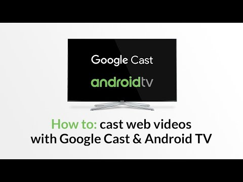Google Cast + Android TV: Stream movies and videos to Sony Bravia, Philips, Sharp, TCL, Hisense