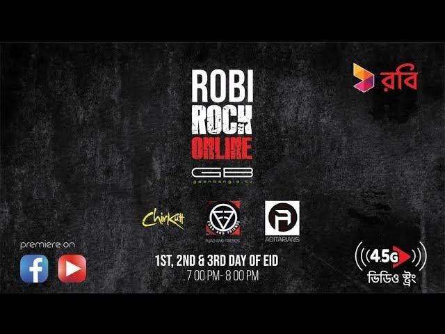 ROBI ROCK ONLINE - EPISODE 03 FEAT. ADITARIANS