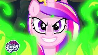 My Little Pony | TwiĮight Sparkle Disrupts the Wedding (A Canterlot Wedding) | MLP: FiM | MLP
