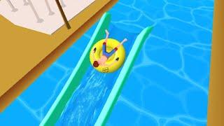Uphill Rush: Slide Jump // Gameplay