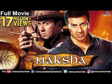 Naksha Full Movie | Hindi Movies 2017 Full Movie | Sunny Deol Full Movies