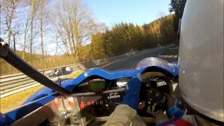 Nordschleife-Ligier JS51-Nicolas Mélin-De Widehem Automobiles