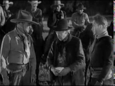 Tim Mccoy And John Wayne in Two-fisted Law 1932