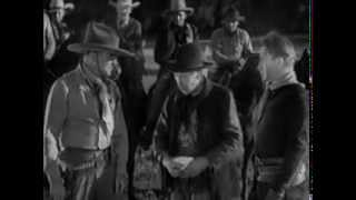Tim Mccoy And John Wayne in Two fisted Law 1932