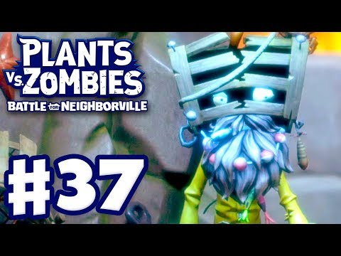 Town Center Battles Chests! - Plants Vs. Zombies: Battle For Neighborville - Gameplay Part 37 (PC)