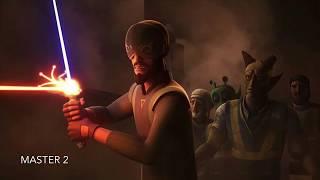 [Kanan Vs Trandoshana] (Promo Pictures) Star Wars Rebels Season 4 Episode 7/8 [HD]
