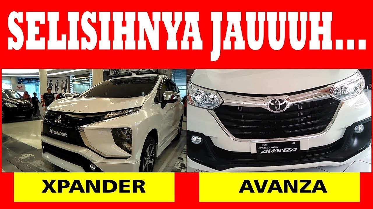 pilih grand new avanza atau great xenia body kit veloz terpaut jauh xpander youtube
