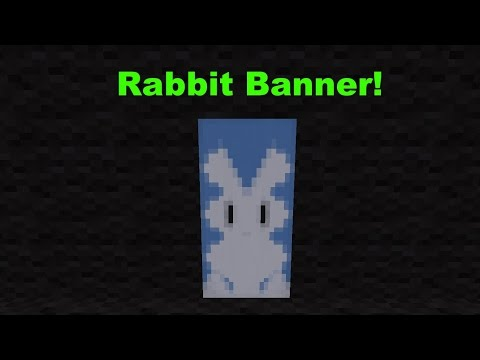 cute banners minecraft tutorial