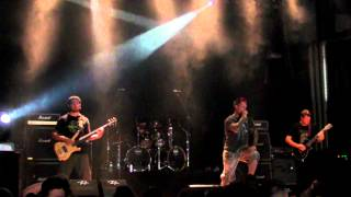 GUTTURAL SECRETE 2012-07-05 - Live at Extremefest, Pratteln, Switzerland - Full Live HD